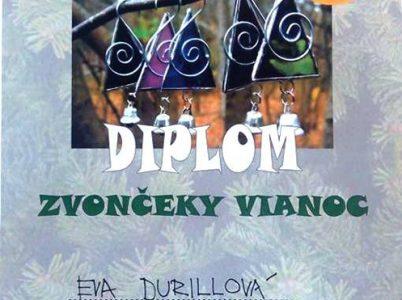Eva Durilllova-zvončeky