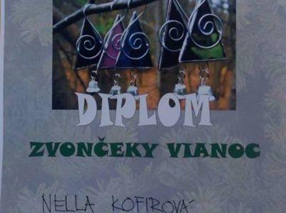 Nella Kofirová-zvončeky