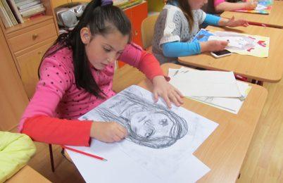 Kresba portrétov