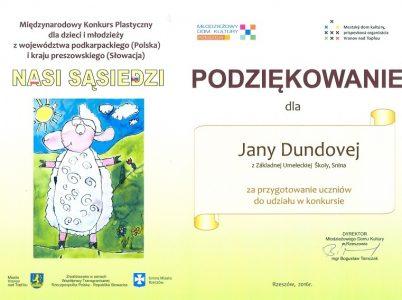 Jana Dundova – Nasi Sasiedzi0001