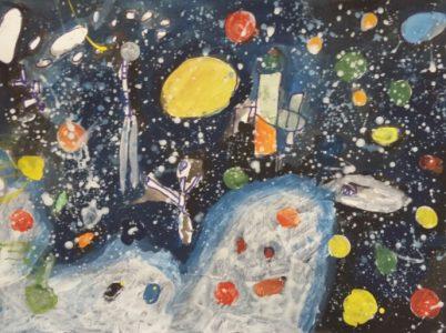 Vesmír očami detí – Damián Minár1