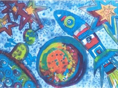 Vesmír očami detí – Moussa Rehahala 10001
