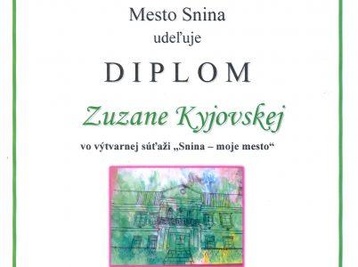 Zuzana Kyjovská – diplom0001