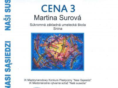 Martina Surova